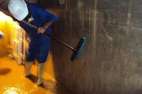 Desinfección de Reservorio de Agua