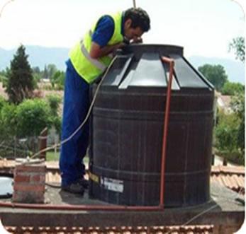 Limpieza de Tanques Cisternas